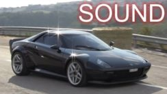 New Lancia Stratos Sound Video!