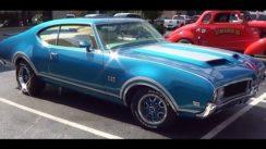 Beautiful 1969 Oldsmobile 442 Coupe