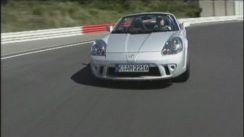 Modified Toyota MR2 TTE Turbo Track Test