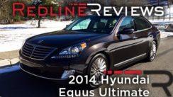 Car Review: 2014 Hyundai Equus Ultimate