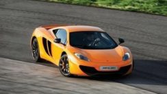 2012 McLaren MP4-12C Test Review