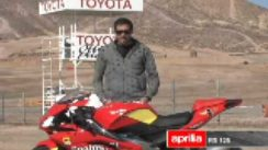 2009 Aprilia RS125 Sport Bike Motorcycle Review