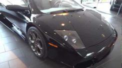 New Lamborghini Showroom Tour