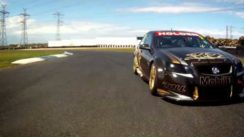 Holden Racing Team's 2013 Holden Commodore