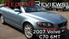 2007 Volvo C70 Review & Test Drive