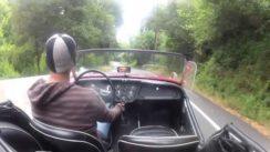 1960 Triumph TR3A Ride Along