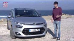 2013 Citroen C4 Picasso Review Video