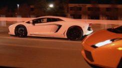 Lamborghini's Street Racing!