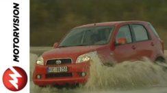 Daihatsu Terios Off-Road Test