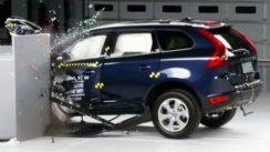 2013 Volvo XC60 Crash Test