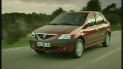 Dacia Logan Car Review Video