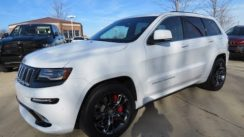 2014 Jeep Grand Cherokee SRT In-Depth Review