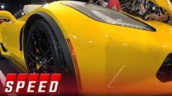 First 2015 Corvette Z06 sells for over $1 Million Dollars