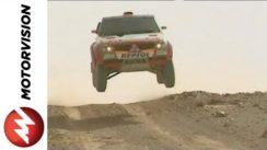 Mitsubishi Pajero Off-Road Race Truck