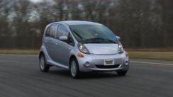 Mitsubishi i-MiEV Road Test Video Review