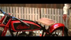 The 2015 Indian Scout Motorcycle