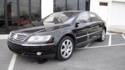 2004 Volkswagen Phaeton W12 In-Depth Review