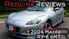 2004 Mazda RX-8 6MT Review & Test Drive