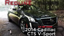 2014 Cadillac CTS V-Sport In-Depth Review