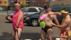Sexy Bikini Car Wash Prank