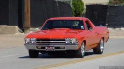 1969 Chevrolet El Camino Chevelle Malibu High Performance Video