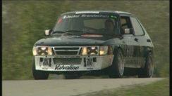 Saab 900 Turbo Track Test Video
