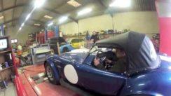Superformance  427 Cobra Dyno Test