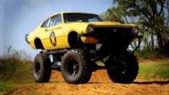Monster Truck Modified Cars
