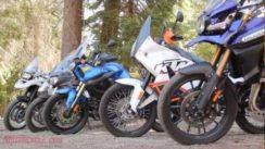 2012 Adventure Touring Motorcycle Shootout