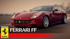 Epic Ferrari FF Commercial