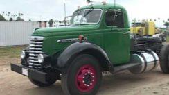 1948 GMC Semi Truck Video