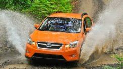 2013 Subaru XV Crosstrek Off-Road Review