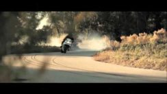 Epic GSXR 1000 Motorcycle Drifting