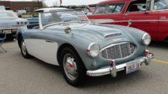 1959 Austin-Healey 100-6 Video
