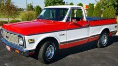 1972 Chevrolet C10 Cheyenne Pickup Quick Look
