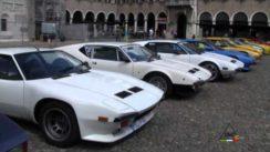 DeTomaso International Car Meet