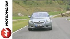 Opel Insignia Car Review Video