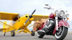 Indian Chief & Retro Airplane Comparison