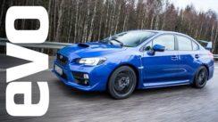 Subaru WRX STI first drive review: Rally legend?