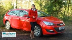 Vauxhall Astra Estate Wagon Review