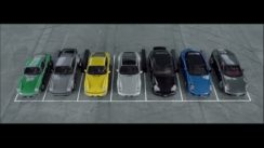 Creating a Symphony with 7 Porsche 911 Generations