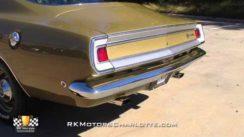 1968 Plymouth Barracuda Formula S Video
