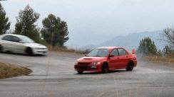 Mitsubishi EVO Amazing Drifting Skills