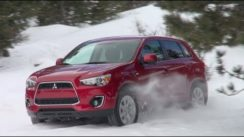 2014 Mitsubishi Outlander Sport Snowy Off-Road Review
