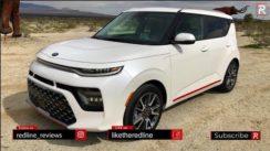2020 Kia Soul GT-Line Review & Drive