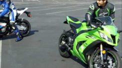 Kawasaki Ninja ZX10R vs BMW S1000RR