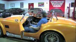 Superformance Cobra Video Walkaround & Review