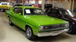 1970 Plymouth Duster 340 Quick Look