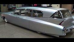 """1960 Cadillac Hearse  """"Thunder Taker"""""""