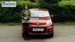 Fiat Panda Hatchback Car Review